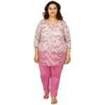 Damyantii Plus Short Kurti For Women