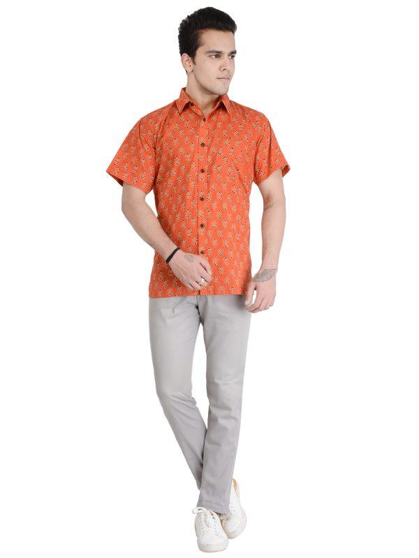 Jaipuri Rajasthani Man Shirt