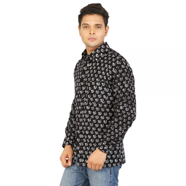 Jaipuri Printed Plus Size Shirts