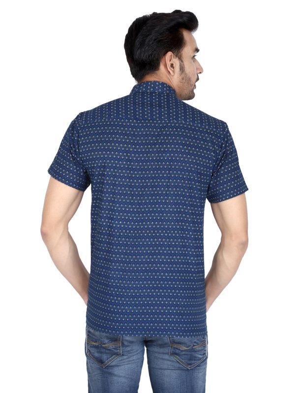 Men's Hand Block Print Shirts