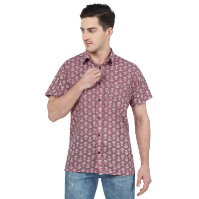 Rajasthani Print Shirts