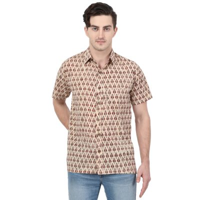 Jaipuri Printed Plus Size Shirts